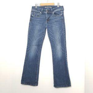 American Eagle | Original Boot Cut Stretch Jeans 8